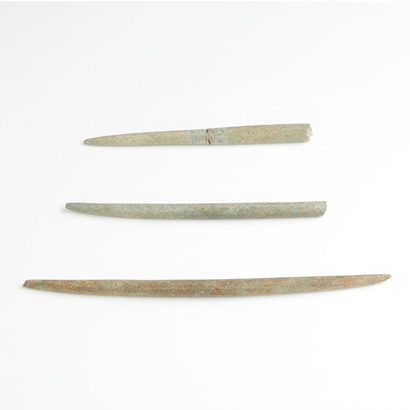 Oki-no-shima Kofun Group: Stone Rod