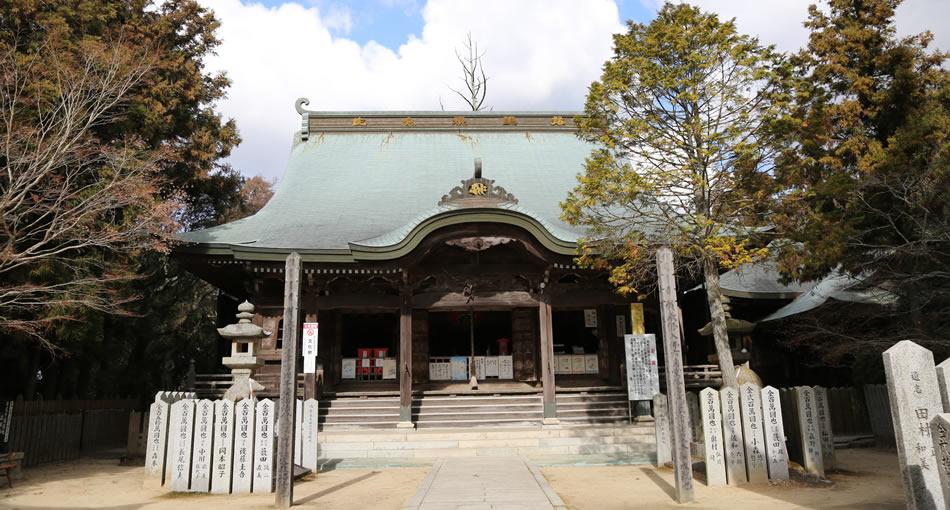 Senzan Senkoji Temple