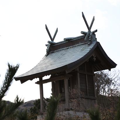 Ebisu Jinja Shinto Shrine