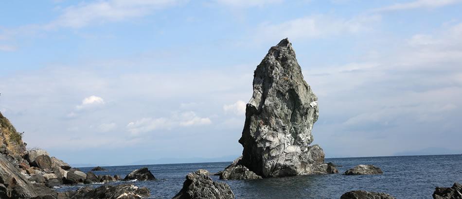 Kamitategami-iwa rock