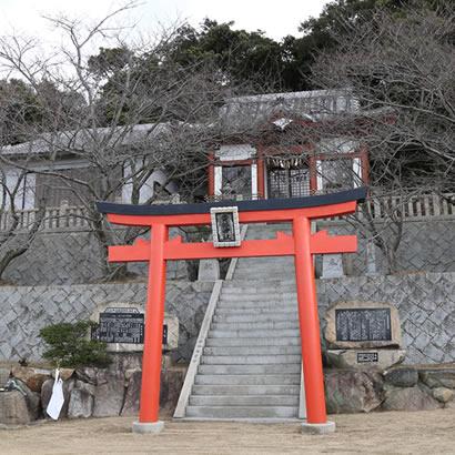 Hirabayashi Kifune Jinja Shinto Shrine
