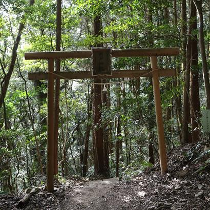 Iwato Jinja Shinto Shrine