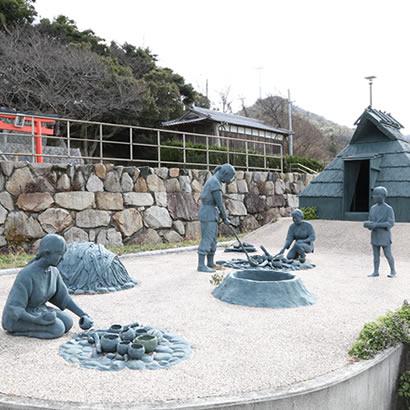 Kifune Jinja Archeological Site