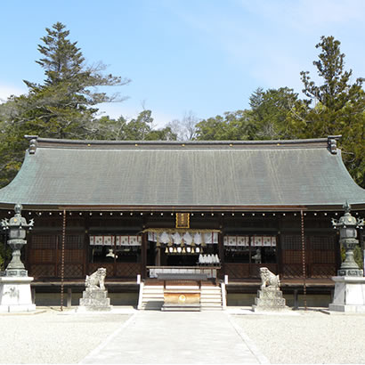 Izanagi-jingu Shinto Shrine