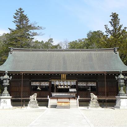 Izanagi-jingu Shinto Shrine