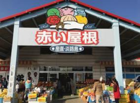 Akai Yane Awaji Island direct sale market