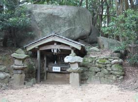 Iwagami Jinja Shinto Shrine