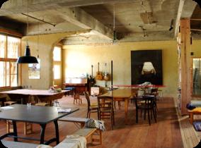 Café Nomad, Nomad Village