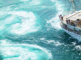 Uzushio Cruise (Whirling tide cruises, Joyport Minamiawaji Inc.)