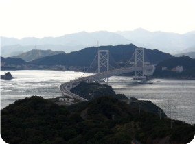 Uzu-no-Oka Onaruto Bridge Commemorative Hall