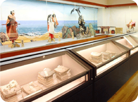 Awaji Ningyo Joruri (Japanese puppet show) Museum